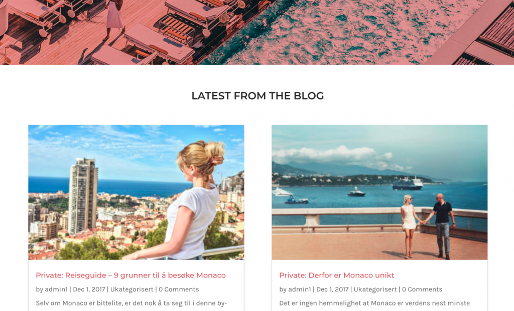 How to Style Your Divi Blog Page into Two-Column Grid Layout