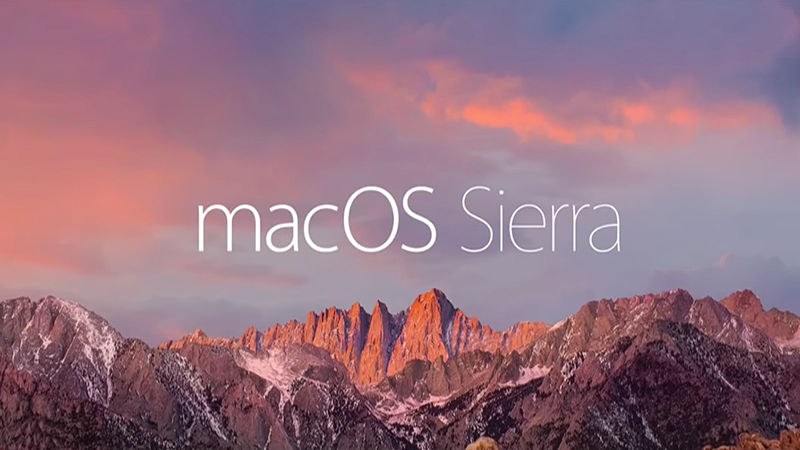 MacOSX Sierra