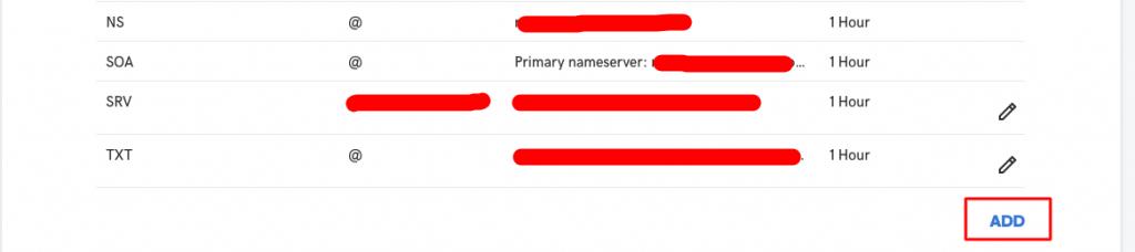 Godaddy Managed WordPress - 11 add DNS record