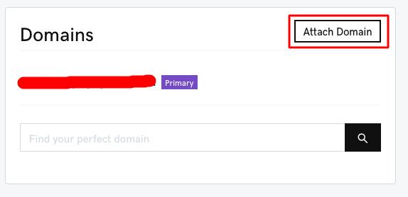 Godaddy Managed WordPress - 13 Attach domain
