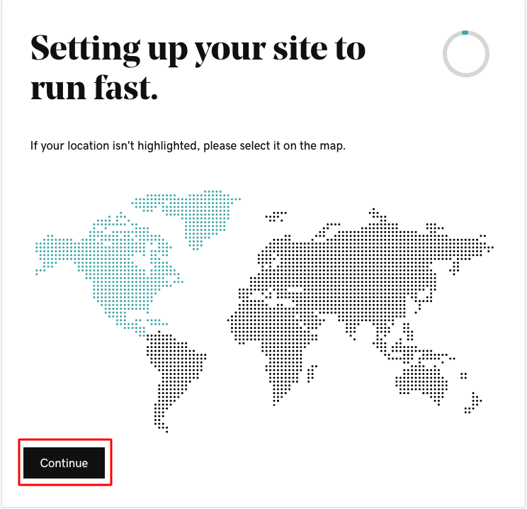 Godaddy Managed WordPress - 4 Setting up your site