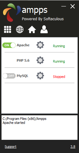 ampps-mysql-stopped